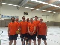 Martin, Stephan, Rudi, Alex, Carsten, Michi und Markus