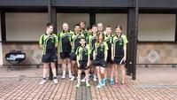 Besuch in der Tischtennisschule Grenzau